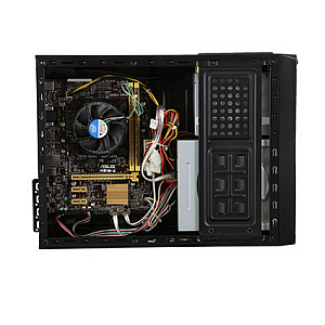 Intel Core I5 And Samsung 850 Evo Power The Abs N Series