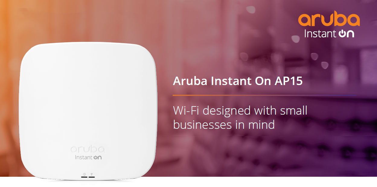 Aruba Instant On Wants to Simplify Your Small Business Networking