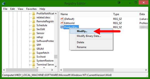 How To Recover Your Microsoft Product Key Hardboiled
