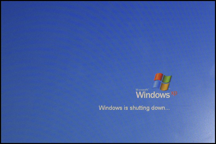 how to avoid windows updates when shutting down